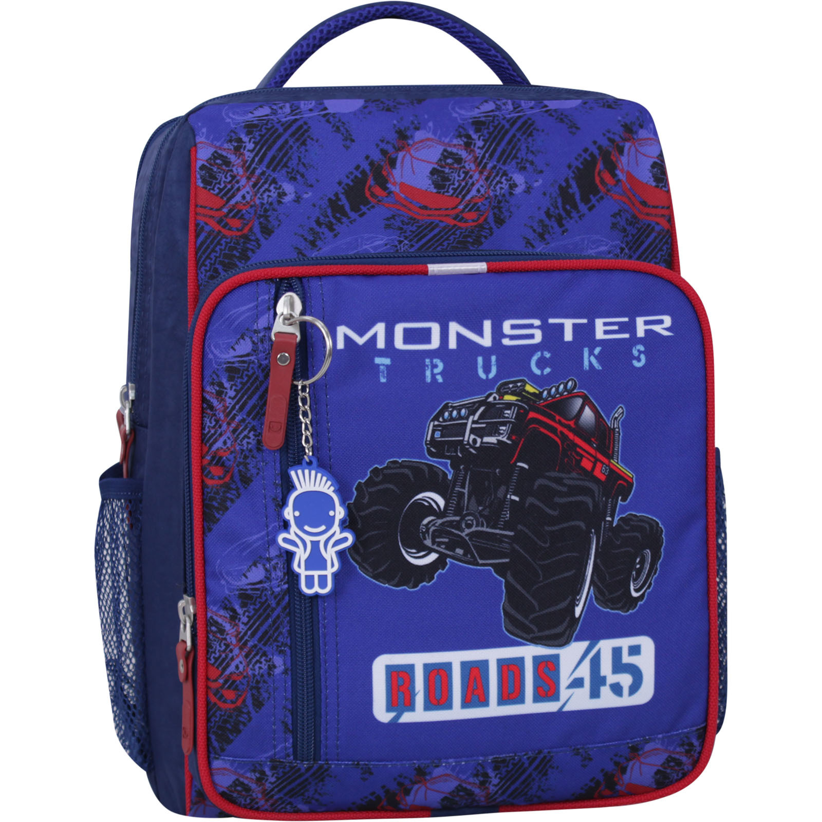 Школьные рюкзаки Рюкзак школьный Bagland Школьник 8 л. синий 898 (0012870) IMG_0246_суб_898_-1600.jpg