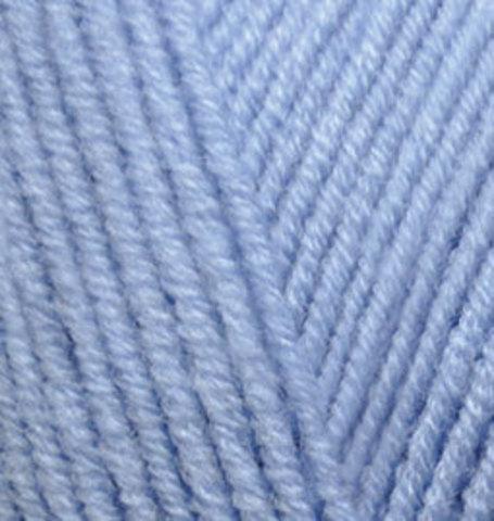Пряжа Alize Lanagold 40 голубой
