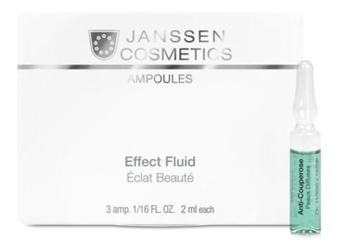 Антикупероз (куперозная кожа)Janssen Аnti-Couperose,7 амп.х2мл.