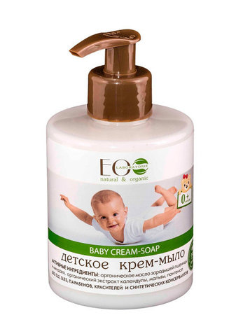 EL Детское крем-мыло 300 мл