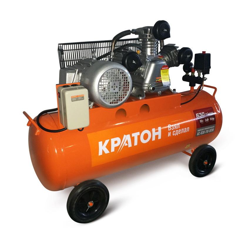 Компрессоры КРАТОН Компрессор с ременной передачей Кратон AC-630-110-BDW AC-630-110-BDW.jpeg
