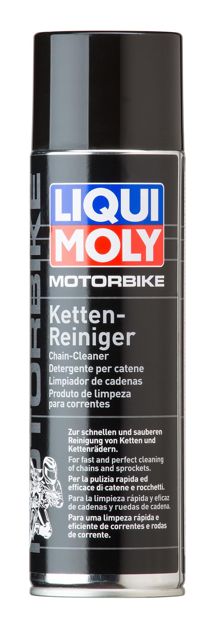 Liqui Moly Motorrad Ketten Reiniger Очиститель приводной цепи мотоцикла
