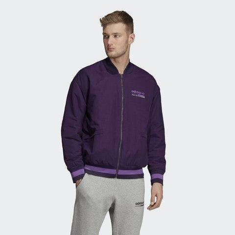 Куртка мужская adidas ORIGINALS KAVAL PADDED VARSITY