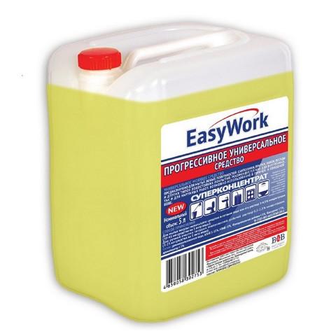 Универсальное чистящее средство EasyWork жидкость 5 л