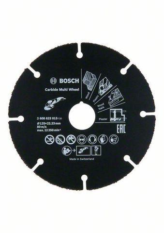 Отрезной диск Carbide Multi Wheel по дереву, 125 мм