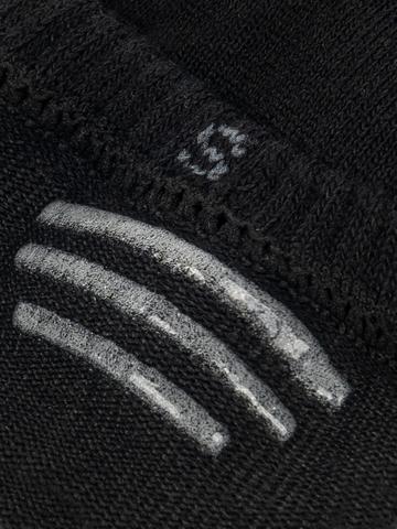 Следки черного цвета - тройная упаковка