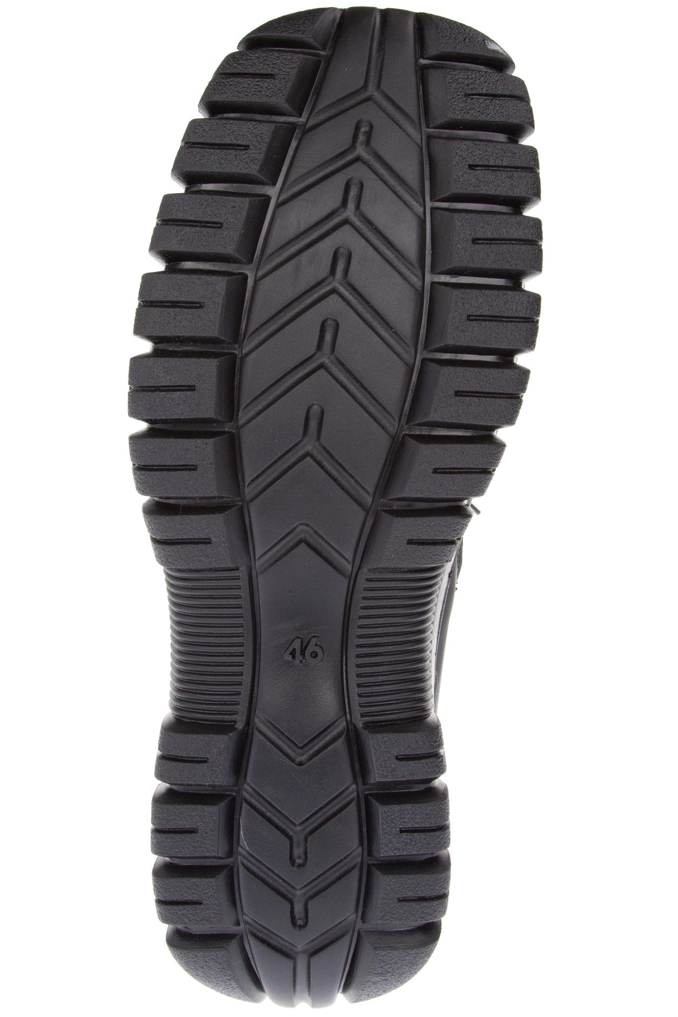 066314 п\ботинки мужские больших размеров марки Делфино
