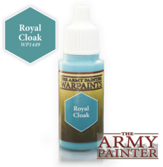 War Paints: Royal Cloak