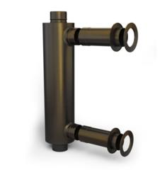Отопитель натрубный-1 Ø115 1/0,5мм 1м н/ст3 чб