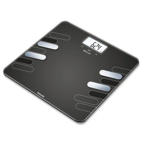 Весы напольные электронные Beurer (B-BF600MIX) style макс.180кг рисунок