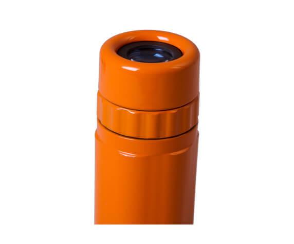 Монокуляр Levenhuk Rainbow 8x25 Sunny Orange - фото 2