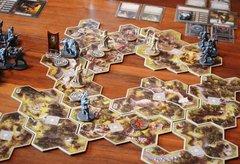Настольная игра: Властелин колец: Странствия в Средиземье