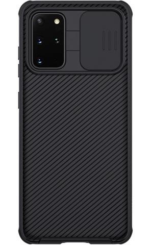 Чехол для Samsung Galaxy S20 Plus от Nillkin с крышкой для защиты камеры, серия CamShield Pro Case