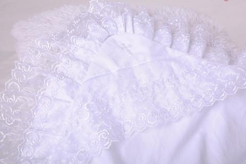 Крыжма Love белая