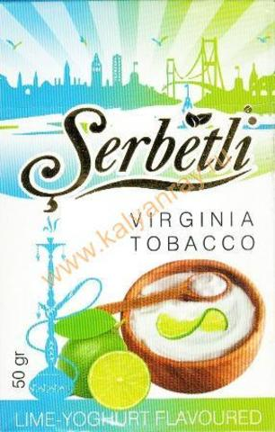 Serbetli Lime Yogurt