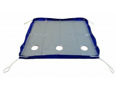 Пол к палатке для зимней рыбалки Нельма Куб 2 (3 лунки) М1