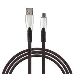 Кабель для зарядки FORZA, Кобра Micro USB, 1М, 2A
