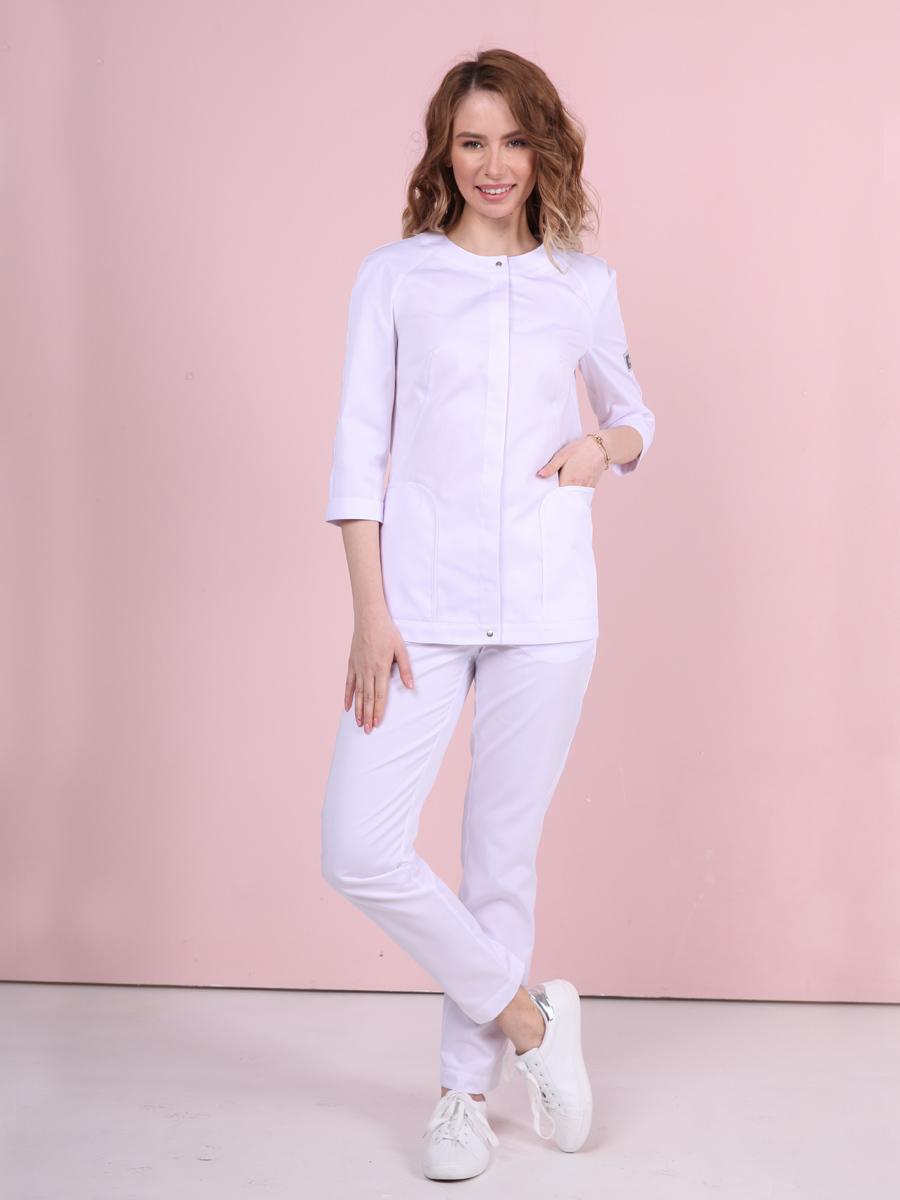 Блуза медицинская Бл-357к3/4 MediS.moda