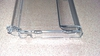 Лицевая панель  верхнего ящика морозильной камеры Бош/Сименс 662584
