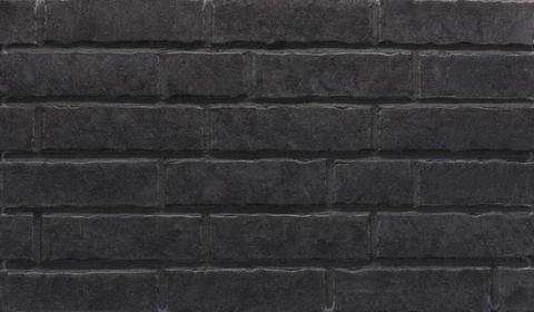 Stroeher - 360 onyxstaub, Zeitlos, состаренная поверхность, ручная формовка, 240x71x14 - Клинкерная плитка для фасада и внутренней отделки