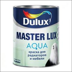 Эмаль для радиаторов и мебели Dulux MASTER Lux Aqua 70 BW (Белый)