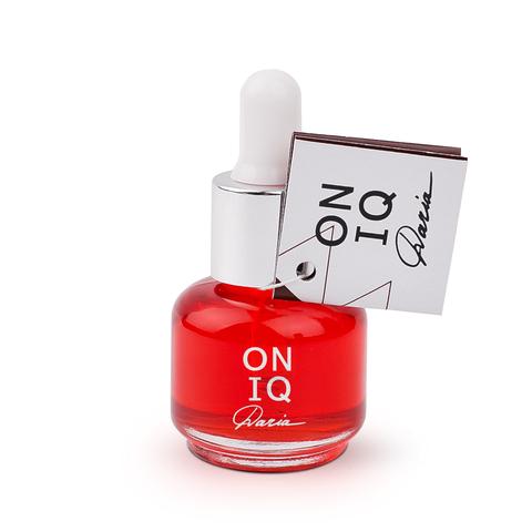 Масло для кутикулы ONIQ С ароматом клубники, 15 мл