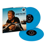 Johnny Hallyday / Ca Ne Finira Jamais (Coloured Vinyl)(2LP)