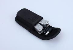 Мультитул Ganzo G112, 105 мм, 13 функций, нейлоновый чехол