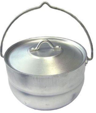 Котелок РОСТ 2,5л алюминий 19025