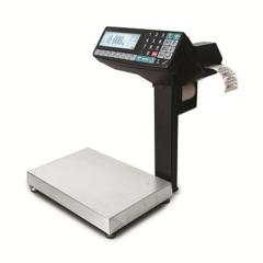 Весы с печатью этикетки МАССА МК-15.2-PR10-1 весы-регистратор