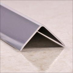 Уголок алюминиевый ПН 20х20 (глянцевый)