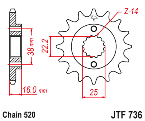 JTF736