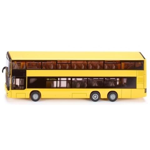 Siku. Автобус  MAN  городской двухэтажный