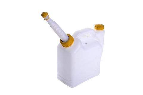 Канистра пластиковая для приготовления топливной смеси 1 литра