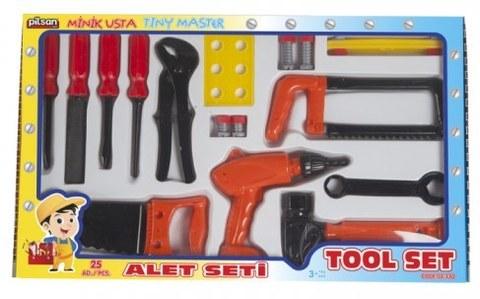 Игровой набор Pilsan Инструменты Tool Set 03-230