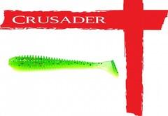 Виброхвост Crusader No.02 80мм, цв.202, 10шт.