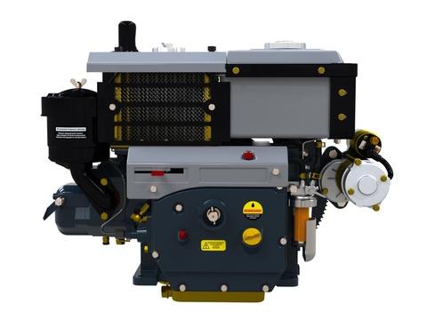 Дизельный двигатель Скаут R195Т