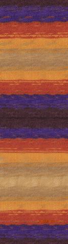Angora gold BATIK 6272 Alize, фото