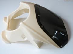 Обтекатель под покраску 202мм Honda CB400 VTEC CB-1 ZRX400 CB1300