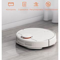 Робот-пылесос Xiaomi Mijia LDS Vacuum Cleaner (СN), Белый
