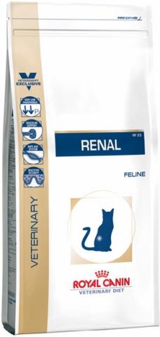 R.С. Ренал Фелин RF23 сухой д/кошек 2кг*6