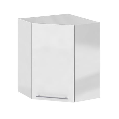 Кухня Капля 3D Шкаф верхний угловой ПУ 600*600