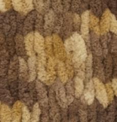 Пряжа Alize Puffy Color цвет 6085
