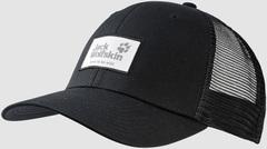 Кепка Jack Wolfskin Heritage Cap black (56-61см)
