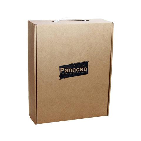Ароматизированный кофе в зернах Panacea,Сэмпл-бокс со всеми видами