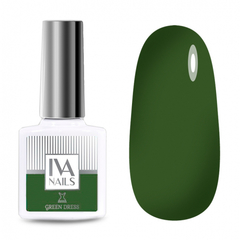 Гель-лак GREEN DRESS №2, IVA NAILS, 8мл.