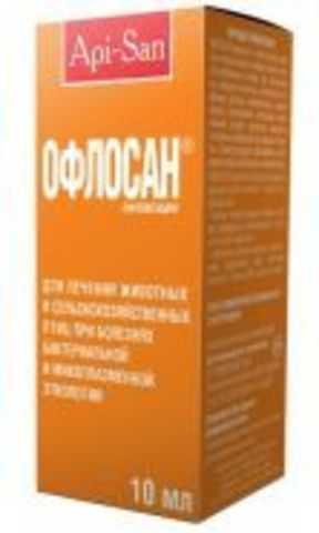 Api-San Oflosan 10 ml