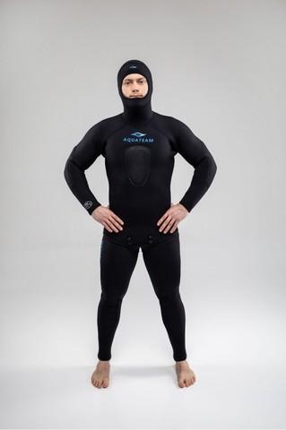 Гидрокостюм Aquateam Hunter Ультраспан 7 мм – 88003332291 изображение 2