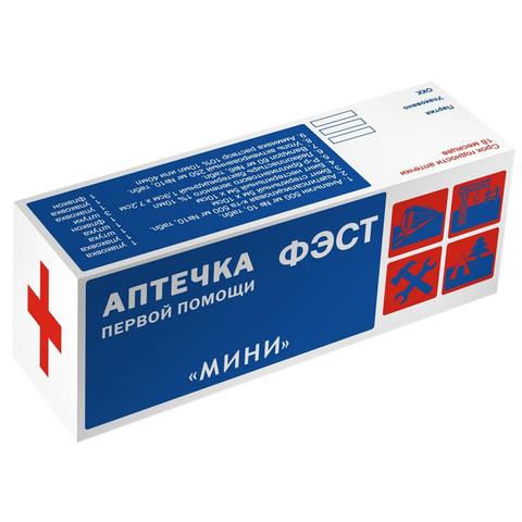 Аптечка индивидуальная ФЭСТ Мини (пластик)