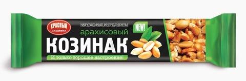 Козинак Арахисовый 50г. Красный пищевик